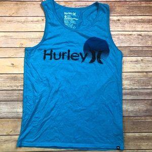 🔴3/$25 Hurley Tropical Palm Tank Top